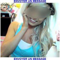 Rdv coquin avec une blondinette célib sur Grenoble